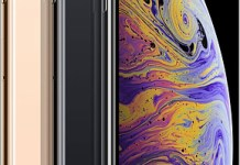 Apple iphone xs max colour variants
