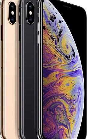 Apple iphone xs max colour variants