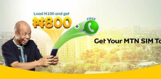MTN YafunYafun SIM Offer