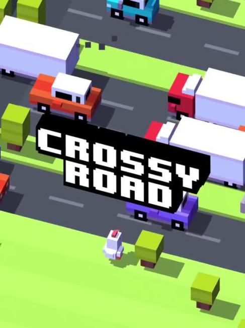 Crossy Road Endless Arcade hopper (offline-iOS-Games