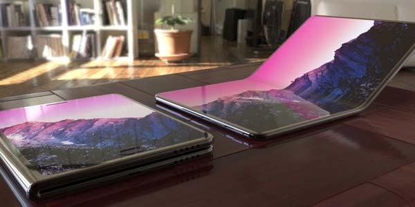 Huawei Folding Screen Smartphone