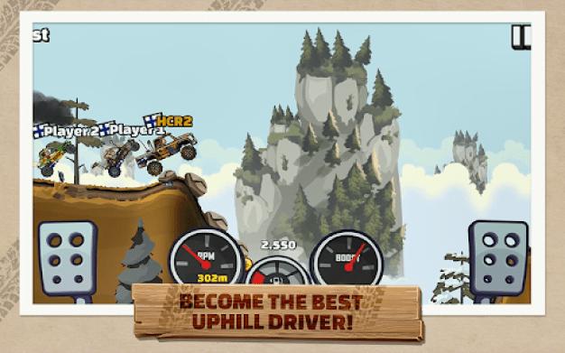 hill climb racing 2 (offline ios games)
