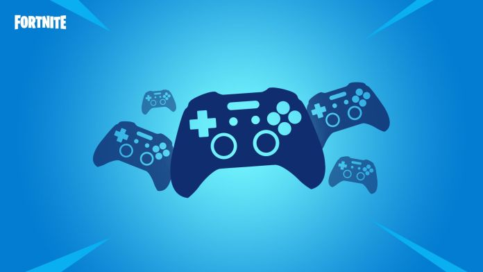 fortnite pad controller support