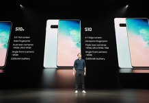 Samsung Official Launches Galaxy S10 Trio