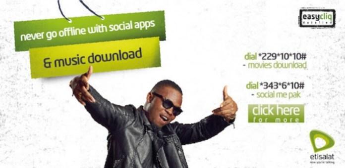 ETISALAT social pack