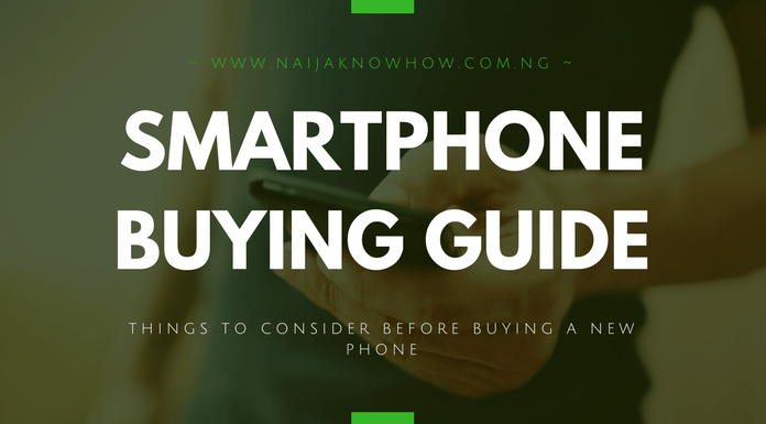 THINGS TO CONSIDER BEFORE BUYING A NEW PHONE