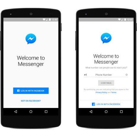 Facebook messenger  Best Android Apps