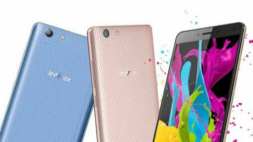 Infinix Hot 4 X557 With Fingerprint Specifications & Price