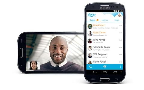 Skype | Best Android Apps - online meeting apps