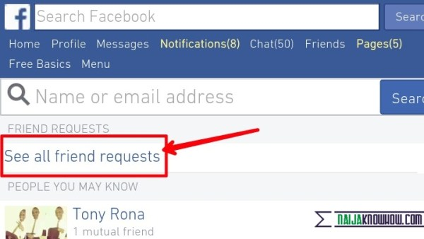 Facebook friends 2