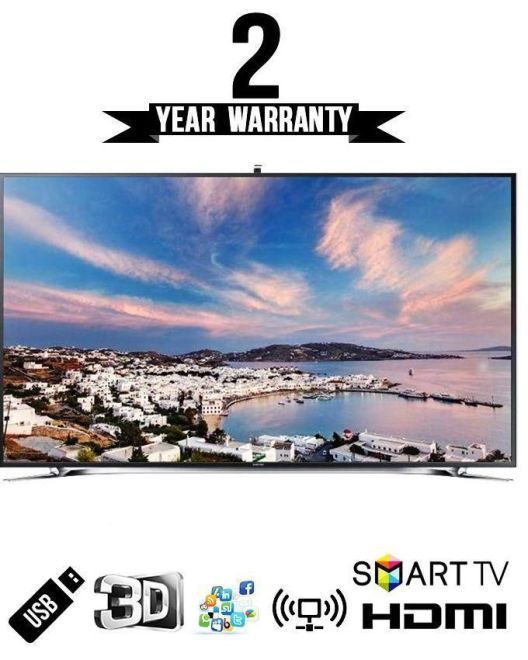 Samsung 55 inch UA55F9000 Smart UHD TV