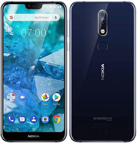 Nokia X7 (Nokia 7.1 Plus)