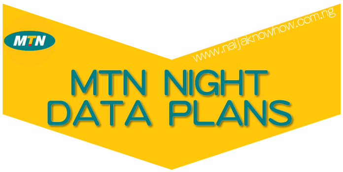 MTN NIGHT PLAN FOR BROWSING ON PULSE