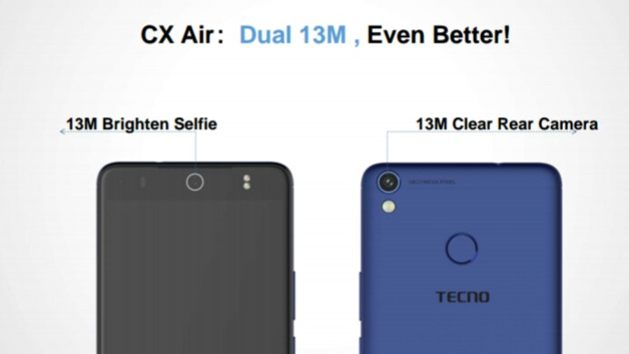 20 Things You Don't know about TECNO Camon CX and Camon CX Air