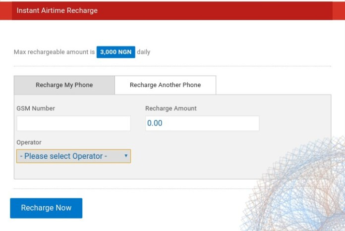 How To Buy Airtime From Zenith Bank Account (Mobile Recharge USSD Code)