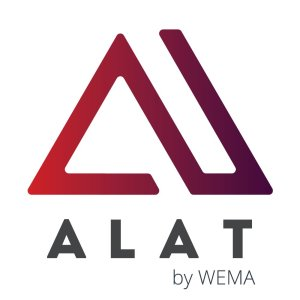 ALAT by WEMA digital bank logo