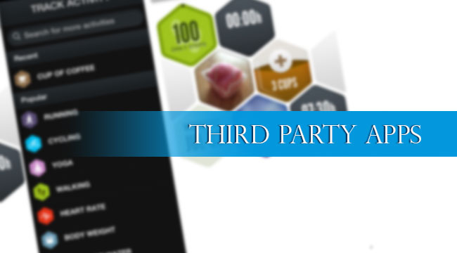 third party apps on android