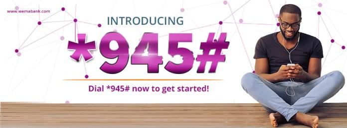 WEMA Bank *945#