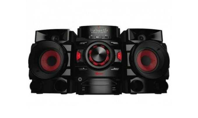 LG CD Hi-Fi Mini System AUD 4640CM - LG HOME THEATRE SOUND SYSTEM
