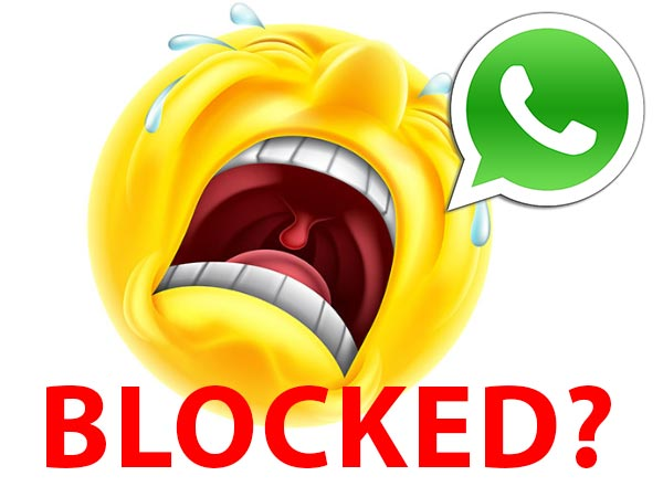 how to unblock yourself on whatsapp