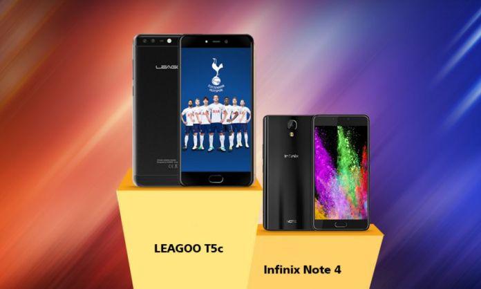 LEAGOO T5c vs Infinix Note 4 (3)