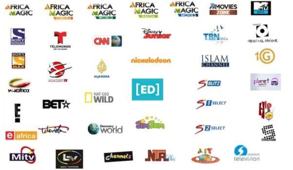 GOtv subscription plans and channels list