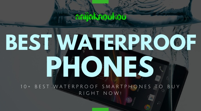 43cb62bf7 10 Best Waterproof Phones 2019 (List of Waterproof Smartphones to Buy)