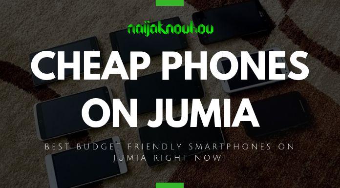 CHEAP PHONES ON JUMIA