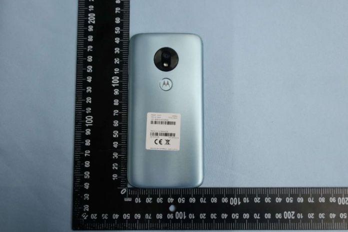 FCC Moto G7 Play Motorola