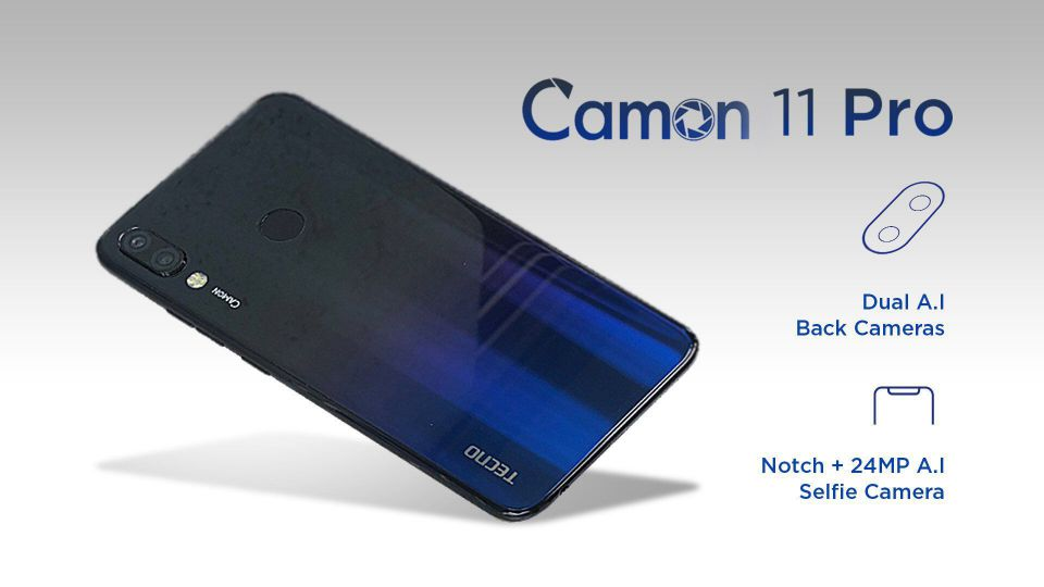 TECNO Camon 11 Pro Price in Nigeria, Complete Specs and Features