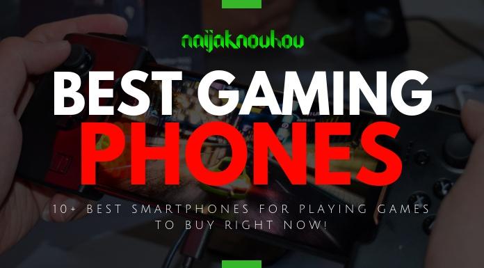 BEST GAMING PHONES IN NIGERIA