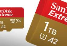 SanDisk and Micron Release 1TB MicroSD Memory Cards