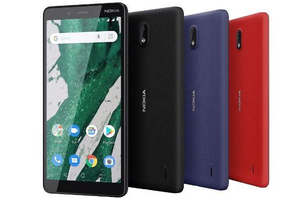 Nokia 1.1 Plus
