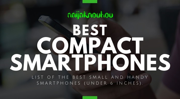 BEST COMPACT SMARTPHONES UNDER 6 INCHES