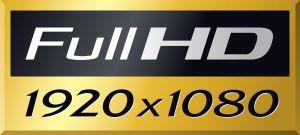 FHD 1920x1080 display