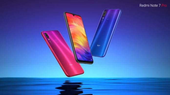 Xiaomi Redmi Note 7 Pro