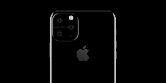 iphone 11 render onleaks