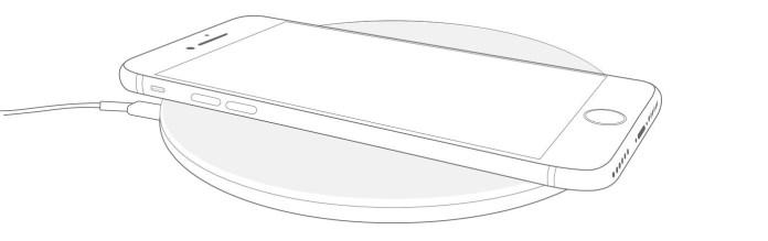 iphone wireless charging pad
