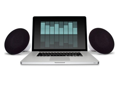 laptop sound