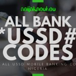 all bank ussd codes