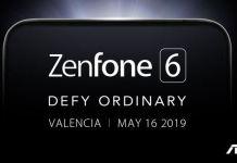 Asus ZenFone 6 poster