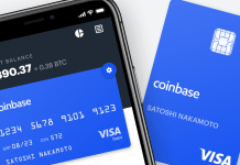 Coinbase Visa Card