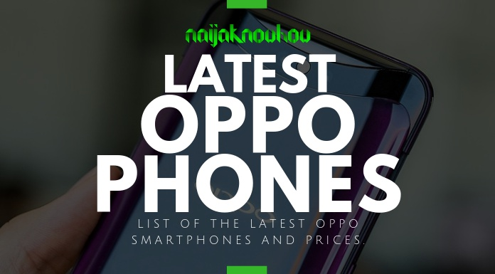 latest OPPO phones
