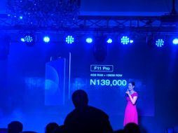 oppo f11 pro official price launch nigeria