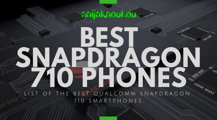Qualcomm snapdragon 710 phones