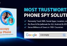cocospy for phone