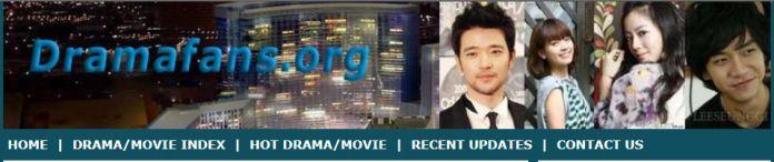 download Korean drama via DramaFans