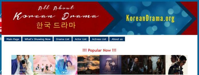 download Korean drama via KoreanDrama