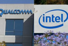 qualcomm and intel