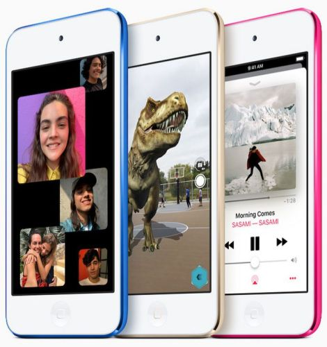New iPod Touch 2019